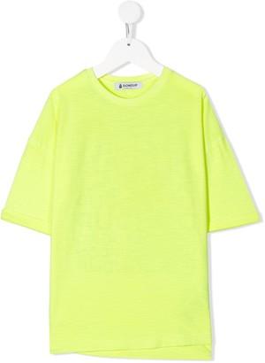Dondup Kids graphic-print crew neck T-shirt