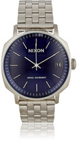 Nixon Men's Regent II Watch-NAVY