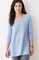 J. Jill Lightweight Sweater Tunic