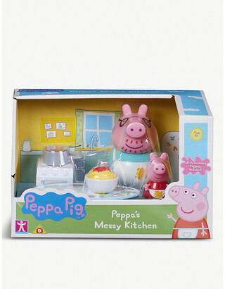 Peppa Pig Messy Kitchen or Shopping Trip blind bag
