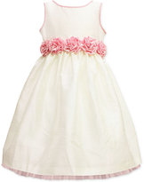Jayne Copeland Flower Ballerina Dress, Toddler & Little Girls (2T-6X)