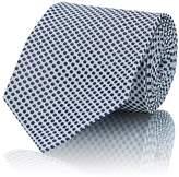 Giorgio Armani Men's Silk Basket-Weave Necktie