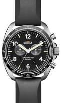 Shinola Men's 44mm Rambler Tachymeter Watch, Black
