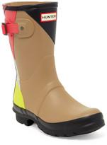 Hunter Short Dazzle Waterproof Boot