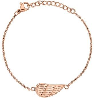 Steel by Design Angel Wing Bracelet
