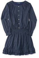 Polo Ralph Lauren Tiered Dress (8-14 Years)