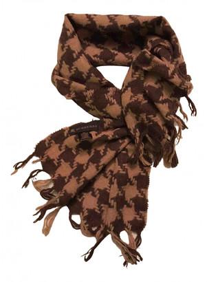 Burberry Camel Cashmere Scarves & pocket squares