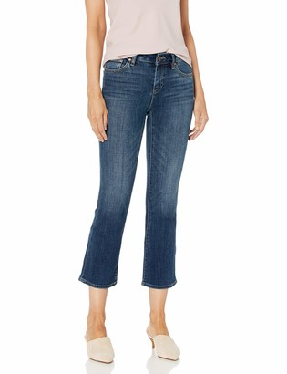 Vince Camuto Women's Cropped Flare Jean