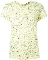 Proenza Schouler splatter print T-shirt