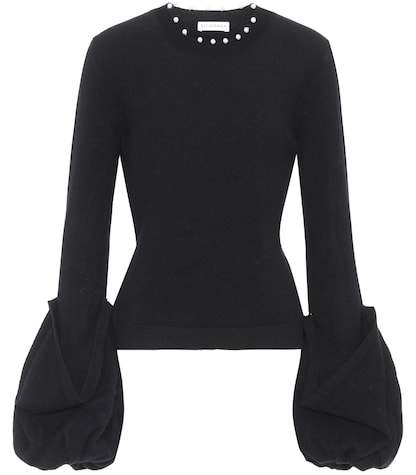 Altuzarra Salome wool-blend sweater