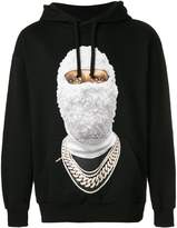 Ih Nom Uh Nit pearl balaclava hoodie