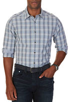 Nautica Classic-Fit Summit Plaid Shirt