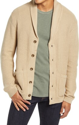 Liverpool Shawl Collar Cardigan