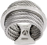 Alor Stainless Steel Multi Cable DiamondRing