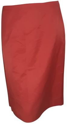 Max & Co. Red Skirt for Women