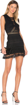 Karina Grimaldi Joy Lace Mini Dress