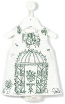 Dolce & Gabbana Polyester Baby Casual Dresses, White