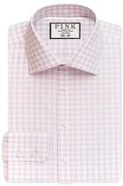 Thomas Pink Goodall Check Dress Shirt - Bloomingdale's Regular Fit