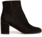 Thumbnail for your product : Vince Velvet Ankle Boots