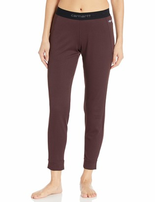 Carhartt Women's Force Midweight Tech Thermal Base Layer Pant