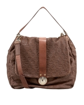 MARC by Marc Jacobs Ukita Embossed Shoulder Bag