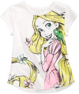Disney Tangled T-Shirt, Little Girls