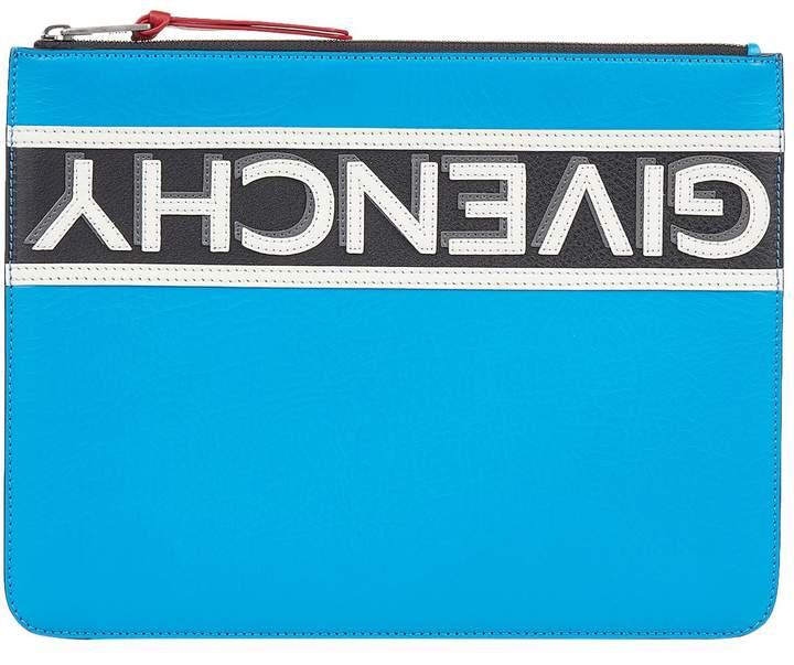 Givenchy Reverse Logo Pouch
