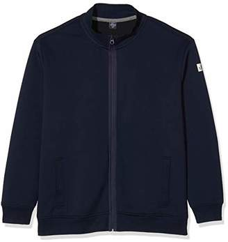 S'Oliver Big Size Men's 15.911.43.2785 Sweat Jacket