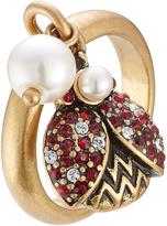 Marc Jacobs Bague avec perles