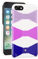 Kate Spade Oversized Bow Iphone 7/7S Case - Purple