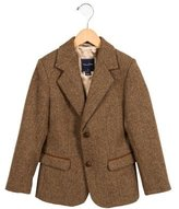 Oscar de la Renta Girls' Wool Tweed Jacket