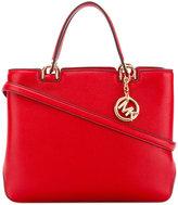 MICHAEL Michael Kors top handle crossbody bag - women - Calf Leather - One Size