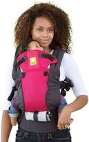 Lillebaby COMPLETETM ALL SEASONS Baby Carrier in Charcoal/Berry