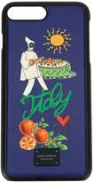 Dolce & Gabbana printed iPhone case