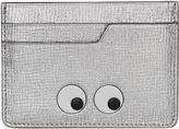 Anya Hindmarch Silver Eyes Card Holder