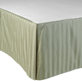 500 Thread Count Damask Stripe Bed Skirts