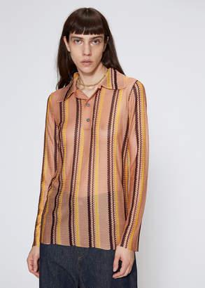 Marni Long Sleeve Polo Neck Sweater