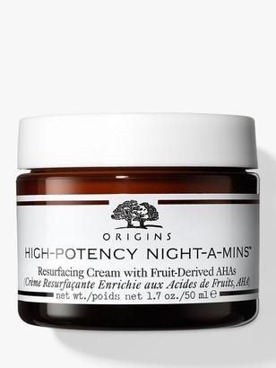 Origins High Potency Night-A-Mins Resurfacing Cream, 50ml
