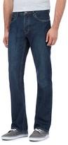 Red Herring Dark Blue Wash Bootcut Jeans