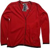 Krizia Red Wool Knitwear for Women