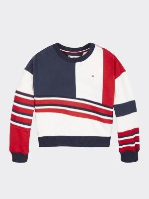 Tommy Hilfiger Colour-Blocked Sweatshirt