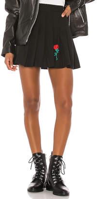 superdown Rebecka Pleated Mini Skirt