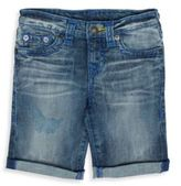 True Religion Toddler's, Little Boy's & Boy's Geno Slim-Fit Shorts