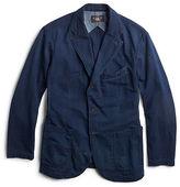 Ralph Lauren RRL Indigo Cotton Sport Coat