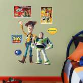 Fathead Disney Woody and Buzz Lightyear Wall Decal