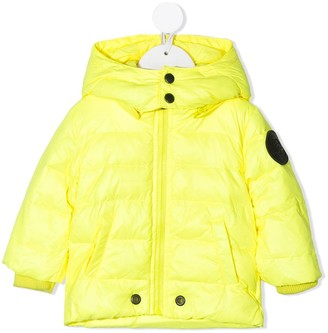 Diesel Only The Brave padded jacket