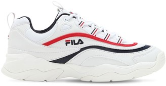 Fila Urban Ray Disruptor Leather Platform Sneakers