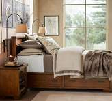 Pottery Barn Bed & Extra-Wide Dresser