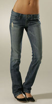 Sadie 5 Pocket Straight Leg Jean