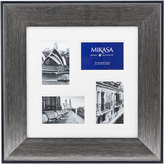 Mikasa 4 Opening Faded Black Collage Frame